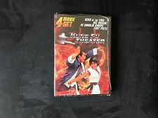 Kung Fu Theater (Hero of the Time / Big Rascal / 18 Shaolin Riders / NEW DVD
