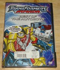 Transformers Armada : Best of the Autobots DVD New animation