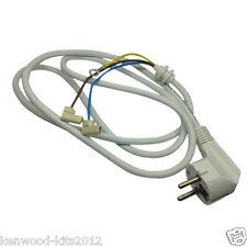 Kitchenaid 5 Qt robot mélangeur 220 V Blanc Cordon d'alimentation. EU Plug. W10706734/9702318