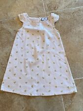 """Petite Plume Girl's Nightgown Size 3 """"Amelie"""" Style Ducks"""
