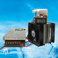 Pro Thermoelectric Cooler Refrigeration 70W Water Chiller Cooling #HN
