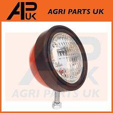 Case International Harvester IH Tractor Work Light Lamp Rear Round Headlight