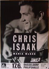 Chris Isaak Maria McKee German Concert Poster