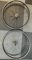 26 Inch Mountain Bike wheels - Mavic 121 Rims- DT Swiss Hugi Rear hub & Ringle