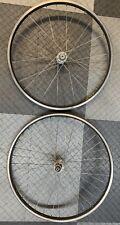 26 Inch Mountain Bike wheels - Mavic 121 Rims- DT Swiss Hugi Rear hub & Ringle