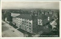 Ansichtskarte Bad Cannstatt Ecke Waiblinger- Ludwigstraße (Nr.9497) Stuttgart