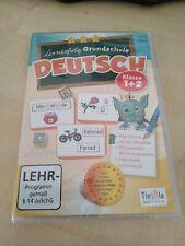 PC Lernerfolg Grundschule Deutsch Klasse 1+2 NEU&OVP