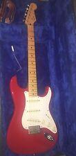 Fender Squier Stratocaster hecho en Japón MIJ Serie N + 6 dígitos