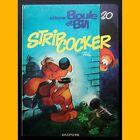 Album Boule et Bill N° 20 STRIPCOCKER Roba 1984