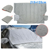 Freedom Full Protection Windshield Cover Car Sunshade Anti-snow Dust Winter New