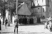 WW2 Picture Photo October 1939 German Army in Execution of Traitors 3166