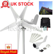 400W Wind Turbine Generator Kit Max AC 12V 5 Blades Option Aerogenerator