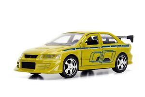 Fast and Furious - 2002 Mitsubishi Lancer EVO VII 1:32 Hollywood Ride