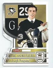 Marc-Andre Fleury 2003-04 Crown Royale Rookie Card #131