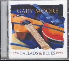 GARY MOORE - BALLADS & BLUES 1982 - 1994 - CD (NUOVO SIGILLATO)