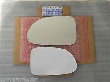 B712L 98-04 DODGE DAKOTA DURANGO Mirror Glass Driver Side LH NEW + Adhesive Pad