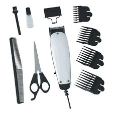 10pc professionnel Chien Animaux Toilettage Kit Tondeuse Poils clipper trimmer