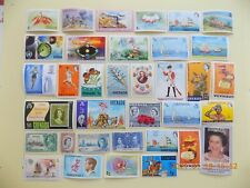All mint Great Britain-Grenada collection of comm. stamps 1-GB3