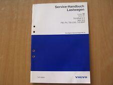 Volvo Truck FM FH TIS-LOG TIS-MAP Werkstatthandbuch Dynafleet 2.0 MID203