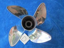 NEW!! Stainless Steel Turning Point Classic 14 x 25P Propeller , Prop