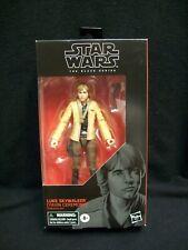 Star Wars Black Series 6 Inch #100 Luke Skywalker Yavin Ceremony.