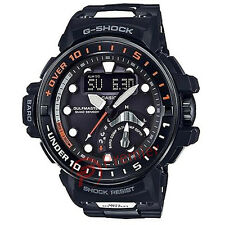 Casio G-Shock GWN-Q1000MC-1A GWN-Q1000MC Screw Lock Crown  Watch Brand New