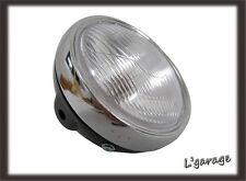 "[LG] SUZUKI RV50 RV90 RV125 A100 A80 A70 A50 TS100 TS125 HEAD LAMP & CASE 6"" (L)"