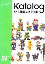 Collector's Katalog Spielzeug aus dem Ei  (1995/96)