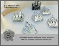 Personalised Fairytale Castle Wedding, Disney Mr & Mrs Table Confetti Decoration