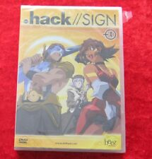 Hack // Sign 4, DVD Neu