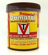 Damatol Medicated Original Formula Hair Scalp & Skin Treatment 250g