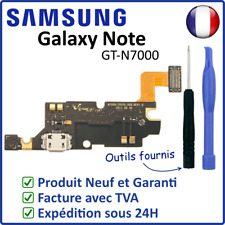 NAPPE DOCK FLEX DU CONNECTEUR DE CHARGE USB DU SAMSUNG GALAXY NOTE N7000 i9220