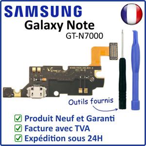 NAPPE DOCK FLEX DU CONNECTEUR DE CHARGE USB DU SAMSUNG GALAXY NOTE N7000 i9220