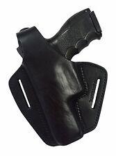 Cuero para pistola cinturón holster hk p30 heckler y koch p30l h&k izquierda