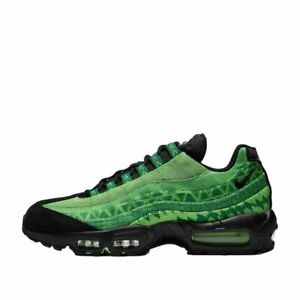 NIKE AIR MAX 95 'NIGERIA' * PINE GREEN / BLACK * CW2360 300 * UK 7.5
