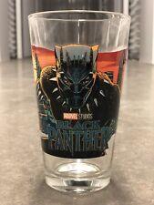 Black Panther Pint Glass MONDO Alamo Drafthouse Francesco Francavilla MERCH