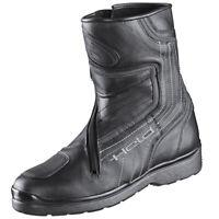 Held Corte Waterproof OutDry Motorcycle Motorbike Boots - Black - EU46