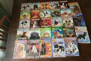 28 Chapter Book Lot, Puppy Place, Animal Ark