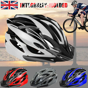Cycling Bike Helmet Adult Bicycle Rode MTB Mens Womens Lightweight Safety Helmet