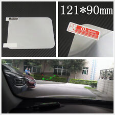 121*90mm Translucent Auto Off-Road Windshield Head Up HUD System Reflective Film