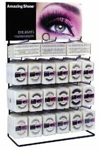Amazing Shine 100% Natural False Eyelashes Individual Lashes adhesive