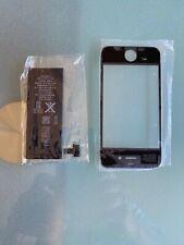 LCD + BATTERIA  PER APPLE IPHONE 4 4S DISPLAY NERO
