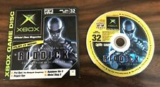 Xbox Official Magazine Video Disc #32 The Chronicles Of Riddick June 2004