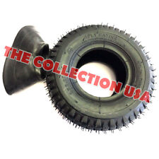 9 X 3.50 -4 Tire And Inner Tube Combo 43cc Super Razor Back Xt Model Scooters