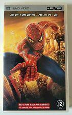UMD Video Film Spider-Man 2 - Sony PSP