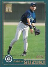 Ichiro Suzuki 2001 Topps RC #726