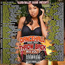 REGGAE DANCEHALL THROWBACK 2000 - 2004 MIX VOL 3