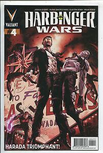 Harbinger Wars #2 & 3 - Pullbox Variant - (Grade VF+) 2013