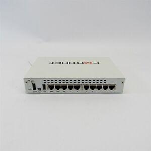 Fortinet FG-60D FortiGate-60D 7-Ports RJ-45 Int 10/100/1000 Firewall
