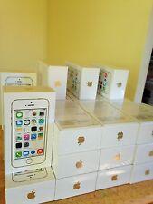 New Unlocked Apple iPhone 5s - 16GB - Gold World Phone - Apple Warranty